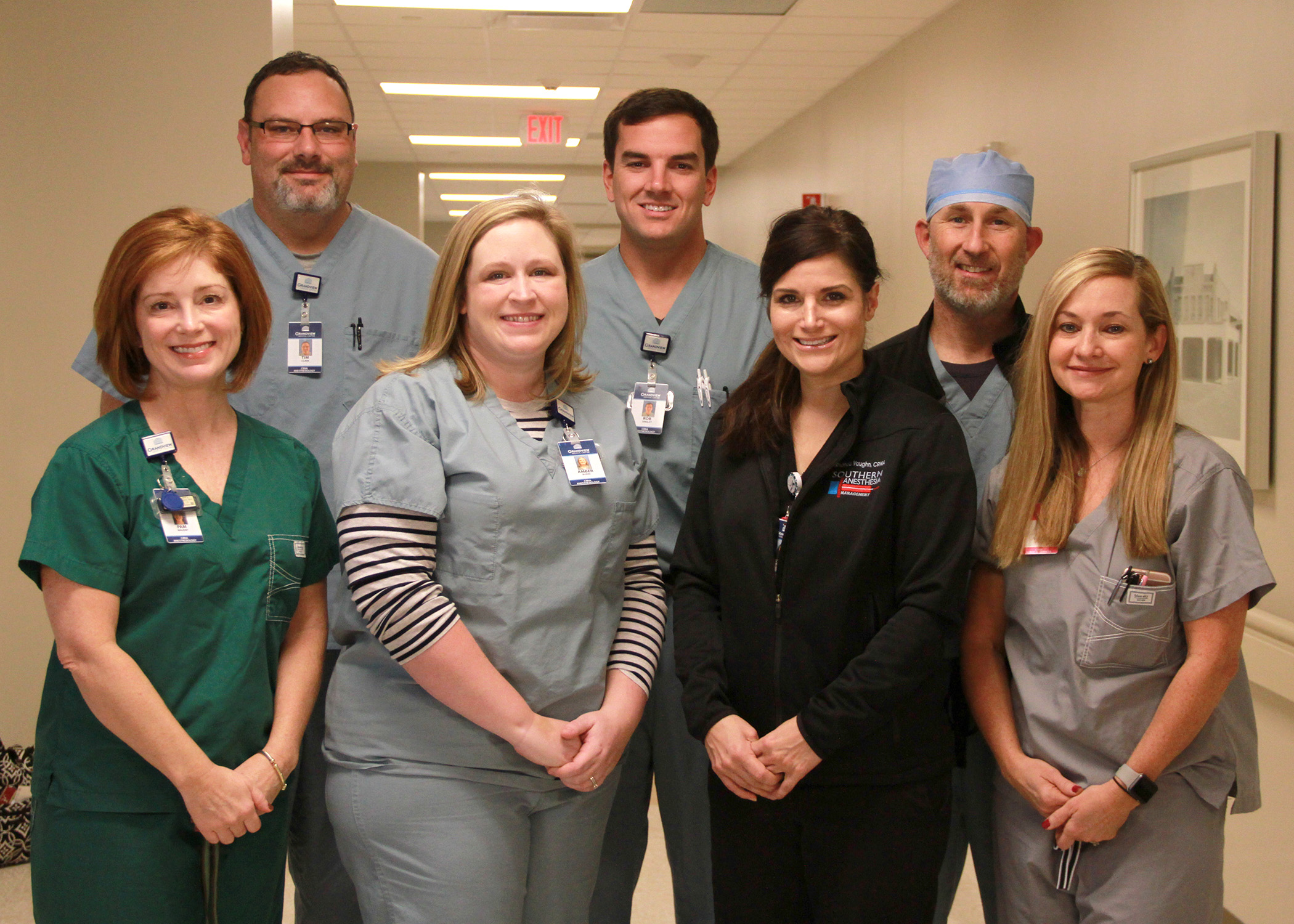 Anesthesia Care Teams