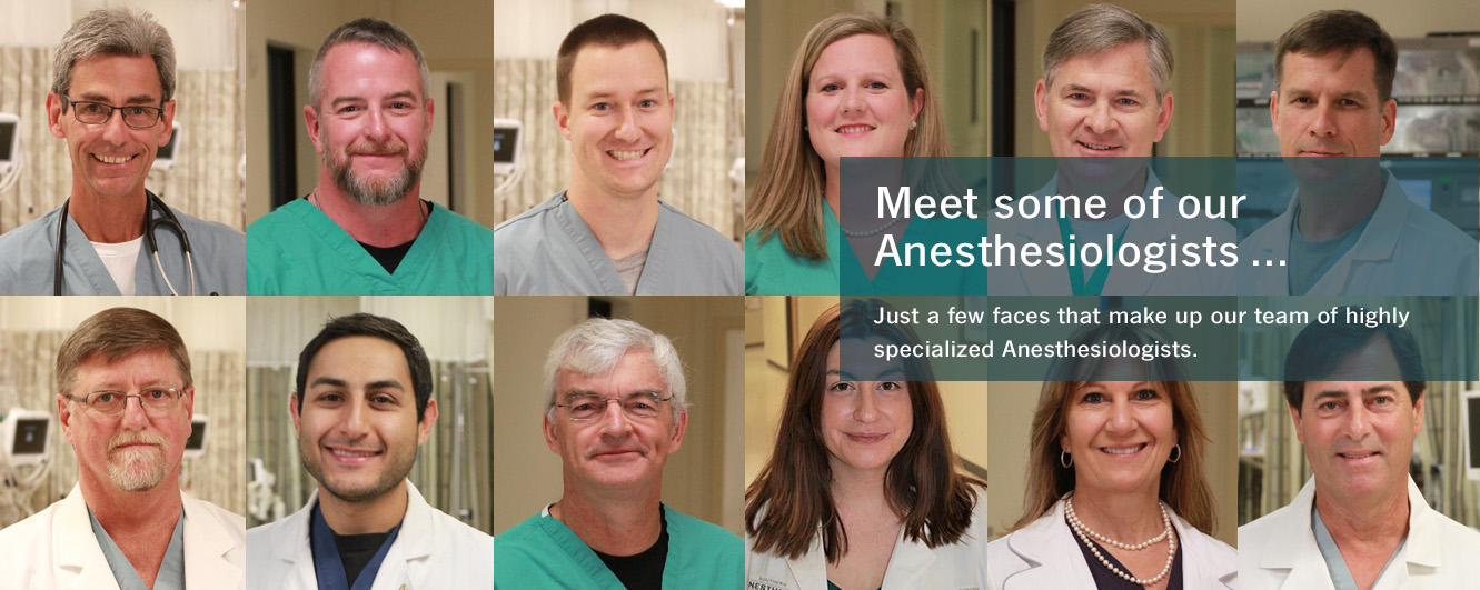 Southern Anesthesia Management