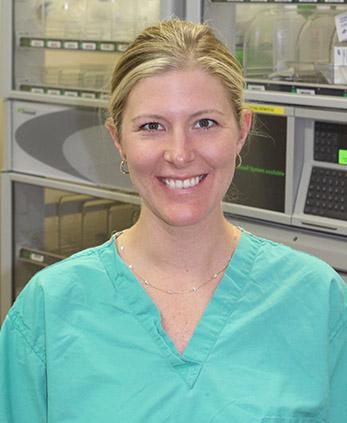 Maggie Meacham, CRNA